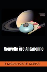 Livres La saga des Antariens tome 3